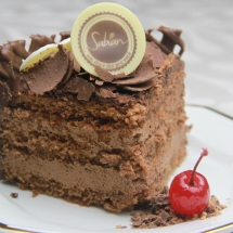 TORTA MOUSSE DE CHOCOLATE (P) 700gr